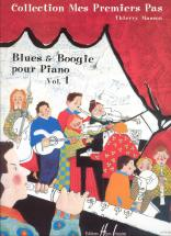 Masson Thierry - Mes Premiers Pas - Blues And Boogie Vol.1 - Piano