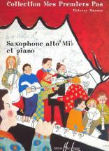 Masson Thierry - Mes Premiers Pas - Saxophone, Piano