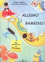 Tharaud V. / Szabados A.v. - Allegro Bambino + Cd