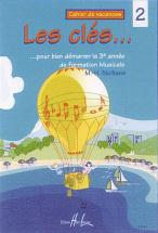 Siciliano Marie-helene - Les Cles Vol 2