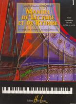 Sangouard J.c. - Manuel De Lecture Et De Rythme Vol.1