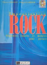 Larbier P. / Vaillot T. - Improvisation Rock + 2 Cd