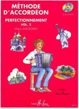 Maugain Manu - Methode D'accordeon Vol.2 - Accordeon