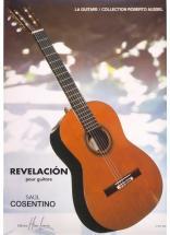 Cosentino Saul - Revelacion - Guitare