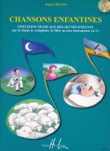 Veczan Sonya - Chansons Enfantines Vol.1