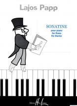 Papp Lajos - Sonatine - Piano