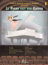 Quoniam B. / Charrier V. - Le Piano Fait Son Cinema Vol.1
