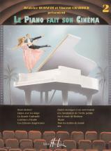 Quoniam B. / Charrier V. - Le Piano Fait Son Cinéma Vol.2
