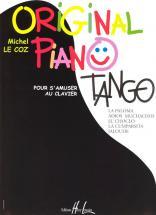 Le Coz Michel - Original Piano Tango