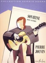 Jouvin - Sonatine - 2 Guitares