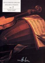 Caceres Oscar - Luthistes Anglais Vol.2 - Guitare