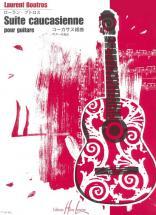 Boutros Laurent - Suite Caucasienne - Guitare