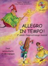 Tharaud V./ Szabados A.v. - Allegro In Tempo + Cd