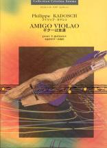 Kadosch Philippe - Amigo Violao - 4 Guitares