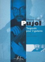 Pujol Maximo-diego - Tangondo - 3 Guitares