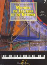 Sangouard J.c. - Manuel De Lecture Et De Rythme Vol.2