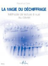Le Corre Pascal - La Magie Du Déchiffrage - Piano