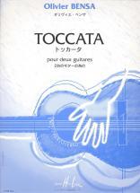 Bensa Olivier - Toccata - 2 Guitares