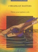 Costa H./ Machado C./ Nogueira P. - Brazilian Masters (3) - Guitare