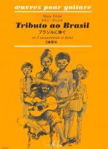 Verite Alain - Tributo Ao Brasil - Guitare