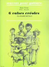 Verite Alain - Valses Creoles - Guitare
