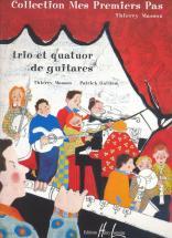 Masson Thierry - Mes Premiers Pas Vol.1 - 3 Ou 4 Guitares