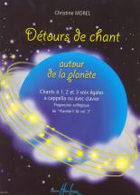 Morel Christine - Détours De Chant