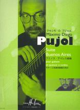 Pujol Maximo-diego - Suite Buenos Aires - Guitare, Cordes