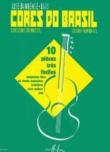 Barrense-dias Jose - Cores Do Brazil - Guitare