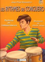 Boissiere Jean-paul - Les Rythmes Du Conguero + Cd - Percussion