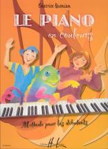 Quoniam Béatrice - Piano En Couleurs