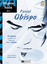 Obispo Pascal - Piano Solo N°2 : Pascal Obispo + Cd