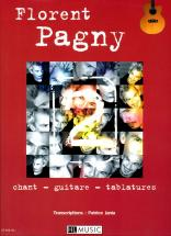 Pagny Florent - 2 - Chant, Guitare