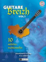 Mursic Bruno - Guitare Breizh Vol.1 + Cd - Guitare