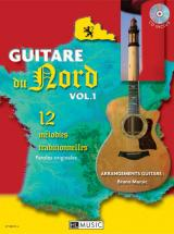 Mursic Bruno - Guitare Du Nord + Cd