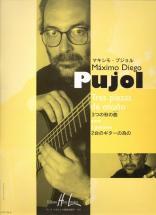 Pujol M.d. - Tres Piezas De Otono - 2 Guitares