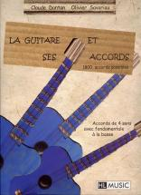 Dantan C./ Savariau - La Guitare Et Ses Accords - Guitare