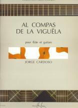 Cardoso Jorge - Al Compas De La Viguela - Flute, Guitare
