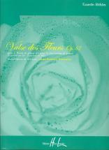Kohler Ernesto - Valses Des Fleurs Op.87 - 2 Flutes, Piano