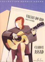 Assad Clarice - Valsas Do Rio - 2 Guitares