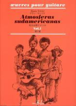 Verite Alain - Atmosferas Sudamericanas Vol.1 - Guitare