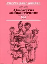 Verite Alain - Atmosferas Sudamericanas Vol.2 - Guitare