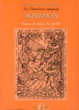 Romances (coll. Les Vihuelistes Espagnols) - Guitare, Chant