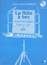 Margo Jean-louis - Flûte à Bec à L