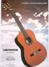 Keller Patrick - Labyrinthe - Guitare