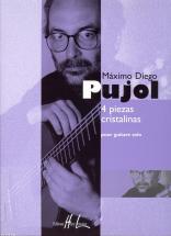 Pujol M.d. - Piezas Cristalinas (4) - Guitare