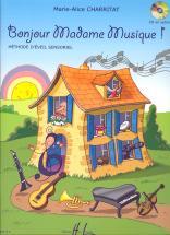 Charritat Marie-alice - Bonjour Madame Musique !