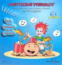 Pellegrini Joel - Methode Pierrot Vol.1 + Cd - Batterie