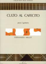 Millet Fernando - Culto Al Cafecito - 2 Guitares