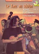 VIOLON Jazz : Livres de partitions de musique